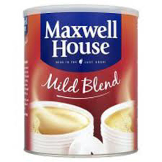 Picture of Maxwell house coffee powder Mild Blend