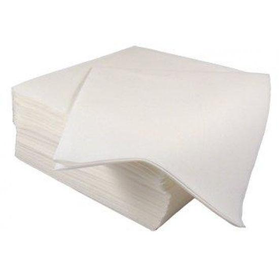 Picture of White 40 cm Napkin