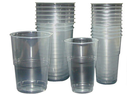 Picture of Beer tumbler 10 oz 1-2 pint