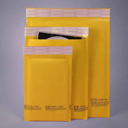 Picture for category Bubble Padded postal Bags