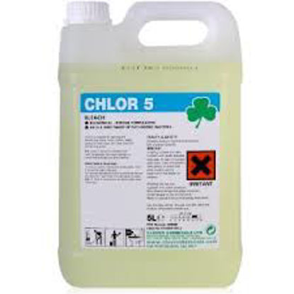 Picture of Chlor N8 + THICK FRAGRANT BLEACH  5 LT