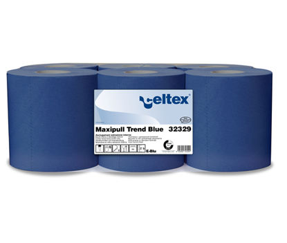 Picture of THE CATERER'S FRIEND CENTREFEED TOWEL BLUE 2 Ply  150 m