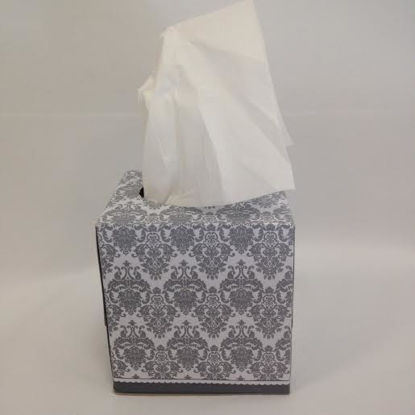 Picture of ACHOO... HOTEL FACIAL TISSUES  CUBE