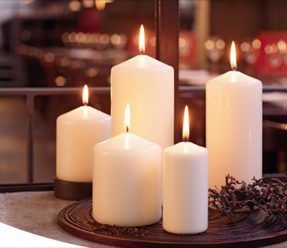 Picture of PILLAR CANDLE