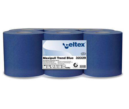 Picture for category CENTREFEED ROLLS  BLUE