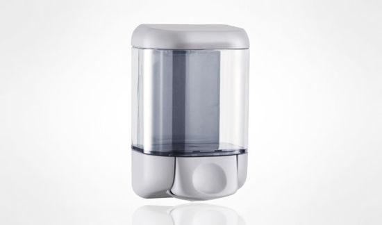 Liquid soap dispenser - to fill - capacity lt. 1 - a BUTTON Colors: Satin Dimensions ( mm): 205 x 112 x 128